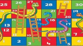 Επιτραπέζιο παιχνίδι, «Η Ωραία Ελλάς και τα καταραμένα φίδια» • Γιάννης Φιλιππίδης