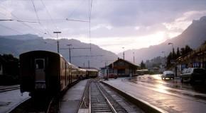«Στο σταθμό» • Χριστίνα Αυγερινού