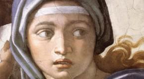 «Καπέλα Σιξτίνα», Κωνσταντία Γέροντα