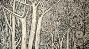 «Άσπρο-Μαύρο» Ελευθερία Δροσάκη στην γκαλερί Έρση 14/2-8/3/2014
