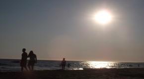 «Τώρα που είναι Αύγουστος μπορείς…», Μαρία Λιάσκα-Μαυράκη