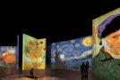 Van Gogh Alive Η υψηλή τεχνολογία στην υπηρεσία της τέχνης | Μέγαρο Μουσικής Αθηνών, μέχρι 04/03