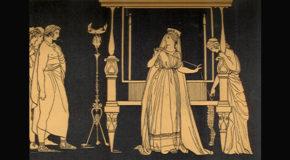 Μια ράφτρα Πηνελόπη | Λία Καραγιαννοπούλου