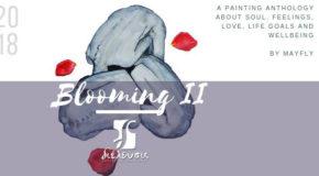 Blooming II by Mayfly | Έκθεση Ζωγραφικής | Πολυχώρος διέλευσις  13/10-8/11