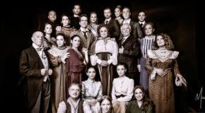 Η Ελένη Κοκκίδου γίνεται Λωξάντρα | Από 7 Νοεμβρίου στο ανακαινισμένο θέατρο Βεάκη