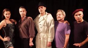 «Παράσταση είναι… θα περάσει»  – του Μπάμπη Βρακά | θέατρο Λύχνος, παραστάσεις κάθε Σάββατο από 9/11 στις 7 μ.μ.