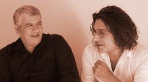 Ο Χρήστος Φλουρής μιλάει στον Γιάννη Φιλιππίδη με αφορμή το νέο του μυθιστόρημα («Σπίθα»)