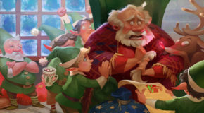 Χριστουγεννιάτικο μυστήριο   Τζίνα Μιτάκη