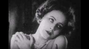 Die freudlose Gasse (Δρόμος χωρίς χαρά) με την  Greta Garbo   Ο Δημήτρης Καθαρόπουλος γράφει μια σουίτα σε τρία μέρη