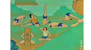 Σεμινάριο Yantra Yoga,Tibetan Yoga of Movements in Athens, 3/11