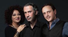 Ο συνθέτης Δαμιανός Πάντας μαζί με την Ερωφίλη & τον Βασίλη Γισδάκη |Σταυρός του Νότου Club, 13/11 στις 21:00